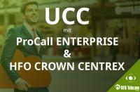 estos und HFO kooperieren: ProCall Enterprise für die HFO Crown Centrex freigegeben