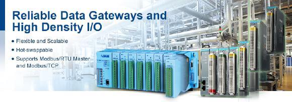 Remote I/O Systeme ADAM 5000 APAX 5000 via RS485,Ethernet, Profinet, Modbus