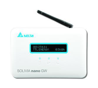 SOLIVIA nano GW gateway