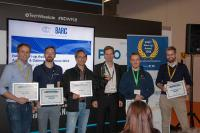 Die Finalisten des BARC Start-up Awards 2018