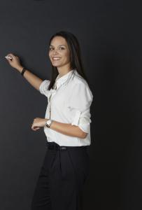 Dr. Dewi Schönbeck, Director Creative Consulting und DGNB-Consultant bei conceptsued° und Modal M