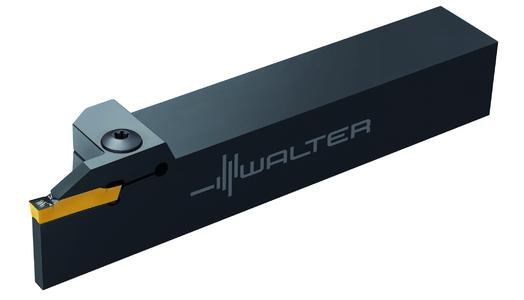 Mit dem G1011 verfügt Walter über ein Stechwerkzeug für den GX 24 Stechschneideneinsatz, das durch seinen optimierten Plattensitz und die verbesserte Schraubenklemmung für höchste Prozesssicherheit sorgt.