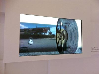 eyevis transparent LCD