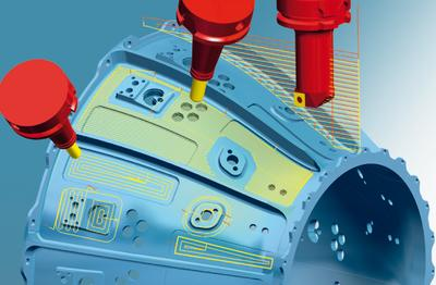 hyperMILL®, the high-performance CAM software, from 2D to 5axis machining