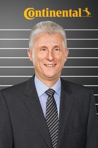 Dr. Andreas Esser, Leiter von Continental Nutzfahrzeugreifen