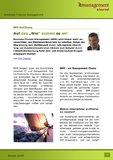 Business Process Management BPM mit X4 - Veröffentlichung im eJournal, Januar 2009