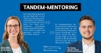 Tandem-Mentoring bei Hager