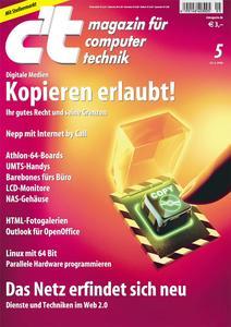 c't-Ausgabe 5/2006