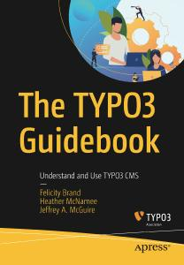 TYPO3 Guidebook cover