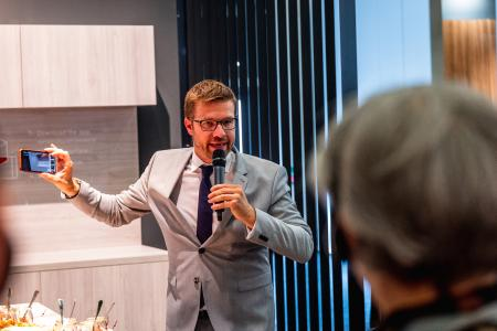 Review Of Interzum 2019 Successful Presentation Of The One World