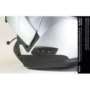 BMW Motorrad Kommunikationssystem