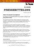 [pdf]Pressemitteilung: bitbone AG präsentiert neue Appliances