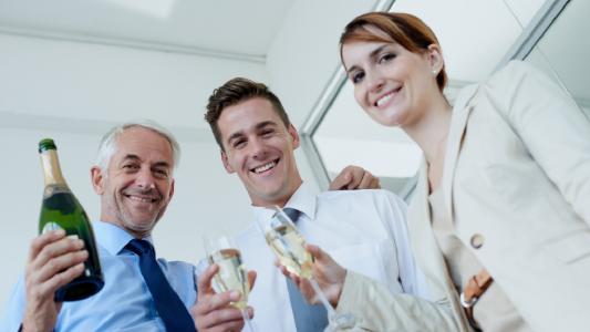 Unternehmensnachfolge - ein Lebenswerk weitergeben