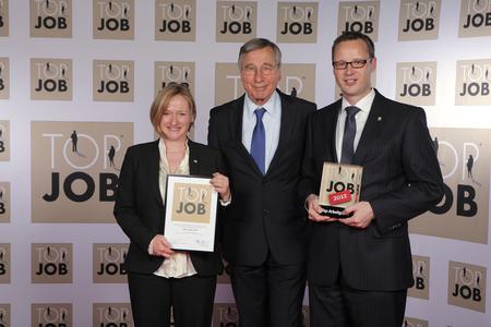 ORTEC Logiplan gehört zu den besten Arbeitgebern