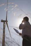 Schneider Electric auf der Husum Wind