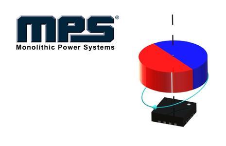 Absoluter Winkelsensor für 3-phasen BLDC-Motor-Kommutierung und ...