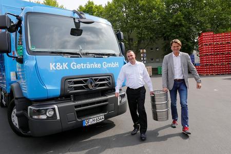 Offenbacher Getränkehandel K&K setzt auf Renault Trucks - Volvo ...