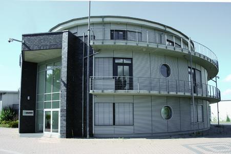 HANNO neues Verwaltungsgebäude