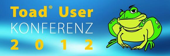 Toad User Konferenz 2012