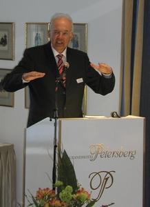 Prof. Dr. Paul Kirchhof, Steuerrechtler und ehem. Bundesverfassungsrichter