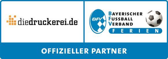 diedruckerei.de ist Partner der BFV Feriencamps & Fußballschulen.