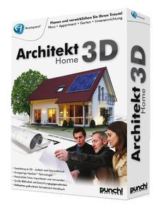 Architekt 3D Home - ideal für Einsteiger