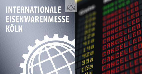 Klingspor sagt seine Teilnahme an der internationalen Eisenwarenmesse 2020 in Köln ab.