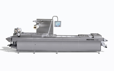 Tiefziehverpackungsmaschine von Multivac