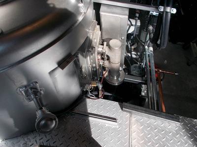 Die flammenfreien Gasbrenner ersetzten z.B. bei bestehenden Anlagen wie bei einem Schmelzofen den Flammenbrenner oder die Beheizung mit Strom.
