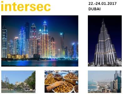 Intersec 2017 in Dubai