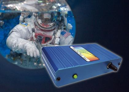 StellarNet BLUE-Wave Spectrometers Go to Space