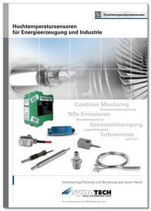 Hochtemperatursensoren für Energieerzeugung und Industrie