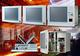 Robuste Panel PCs und Flat Panel Monitore