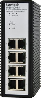 Lantech Industrial PoE Switches are Selected to Construct Bus System in Spain
