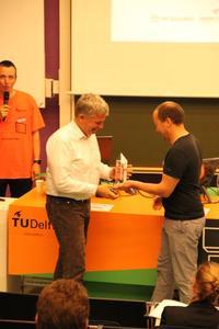 Verleihung Team Dipole