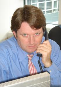 Michael Kleemann, Bereichsleiter Migration und Querschnittsysteme COR&FJA Deutschland GmbH