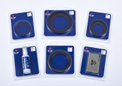 New, retail-friendly packaging for SCHNEIDER KREUZNACH accessories
