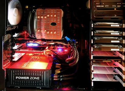 Quality server form the backbone of a reliable webhosting