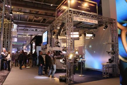 Despar Systeme AG auf der prolight + sound 2014