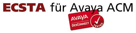 ECSTA von ESTOS für Avaya ACM