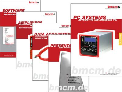 """PC SYSTEMS"" - automotive and embedded PC technology by bmcm"