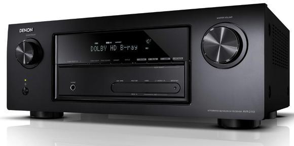Denon setzt weitere Highlights mit neuen Netzwerk-A/V-Receivern und einem einzigartigen Blu-ray Transporter