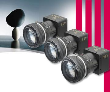 e2v DiViiNA - new line-scan-camera