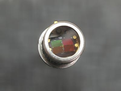 Cooled PbSe Multicolor Sensors