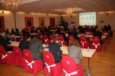 Mehr als 70 Teilnehmer waren zum Technologie Forum ins Sheraton nach Nürnberg gekommen