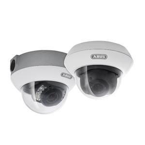 ABUS Eyseo Domekameras mit S-Lux-Technologie