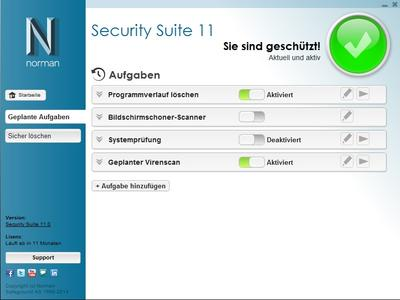 Norman stellt Norman Security Suite 11 vor