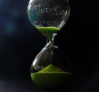 Die Zeit tickt...