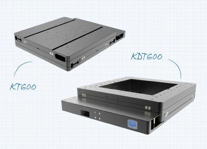 Der neue Scantisch KT600-edlm ist der größte klassische XY-Scantisch, der derzeit am Markt verfügbar ist. Er zeichnet sich durch große Verfahrwege und höchste Wiederholgenauigkeit aus und eignet sich damit hervorragend zum Abrastern sehr großer Wafer und Substrate