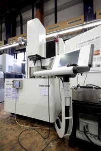 Im WZL testen Forscher an Maschinen, Verfahren oder Werkstoffen Neues aus.